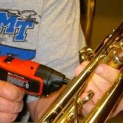 Repairs to ALL instruments