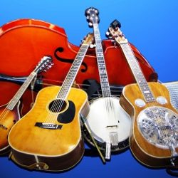 Most String Instruments